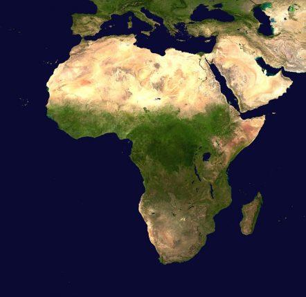 Les grandes villes africaines