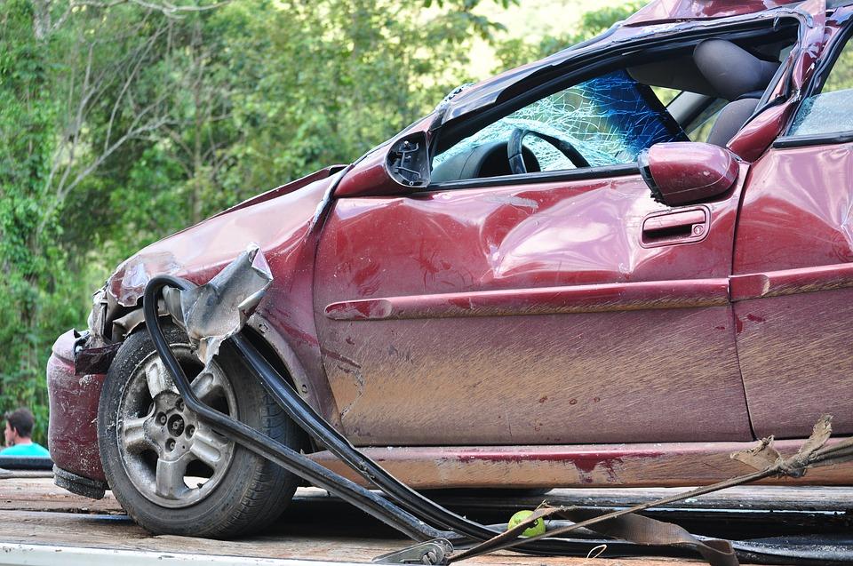 Les accidents de la route