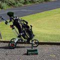 charioçt de golf électrique